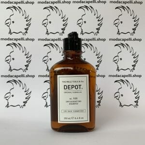 Depot n° 105 – Invigorating shampoo 250 ml
