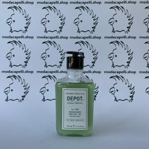 Depot n° 406  Transparent shaving gel 100 ml