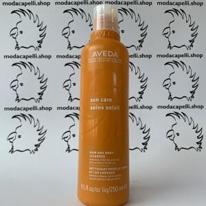 Aveda sun care hair and body cleanser 250ml